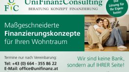 Finanzierungspartner_ UniFinanzConsulting GmbH, partner mit Top Konditionen